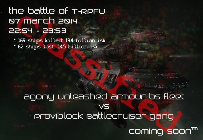 the battle of TRPFU